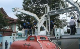 Gallery TRAINING CENTERS 1 lifeboat